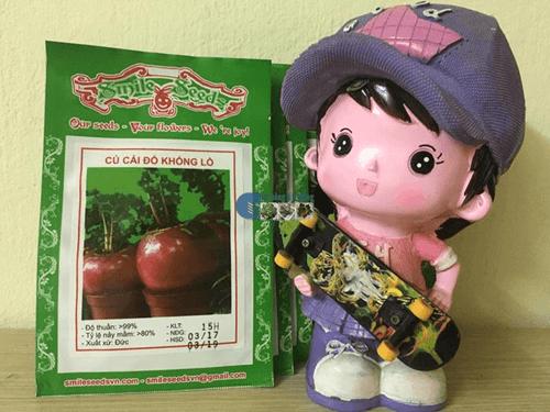 Túi hạt giống củ cải khổng lồ - Cửa hàng hạt giống Mỹ Đình