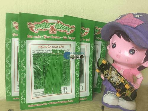 Gói hạt giống đậu đũa - Cửa hàng hạt giống Mỹ Đình