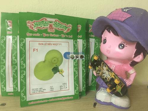 Gói hạt giống dưa lê siêu ngọt - Cửa hàng hạt giống Mỹ Đình
