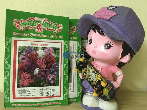 Gói hạt giống hoa thanh trúc mix - Cửa hàng hạt giống Mỹ Đình